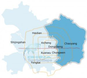 Chaoyang 朝阳区           chaoyang-district-map-300x268