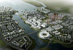 •China urban planning 中国 城市设计 urban-planning-300x207