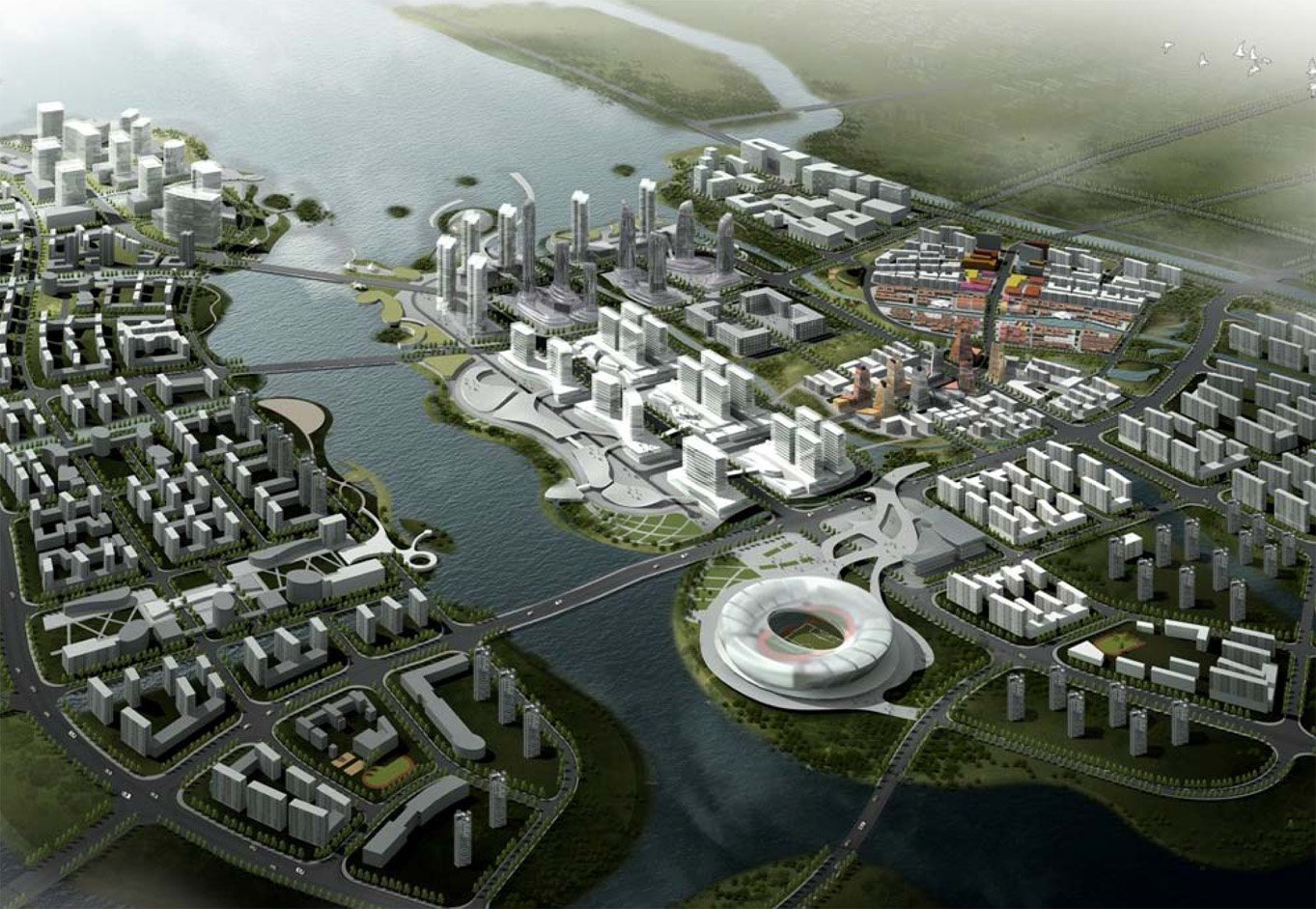 Technology innovation china urban planning Urban planning and design for the american city