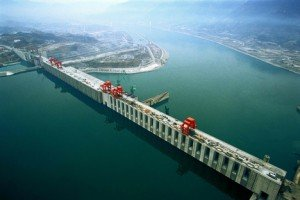 Three Gorges dam growing sedimentation condemns its hydroelectric potential dans China Sediment issues bararge-trois-gorges-300x200